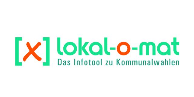 Logo Lokal-o-mat
